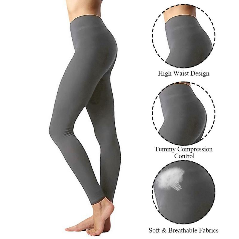 Eco friendly fitness custom gym leggings brazil fitness wear bamboo fabric yoga pants