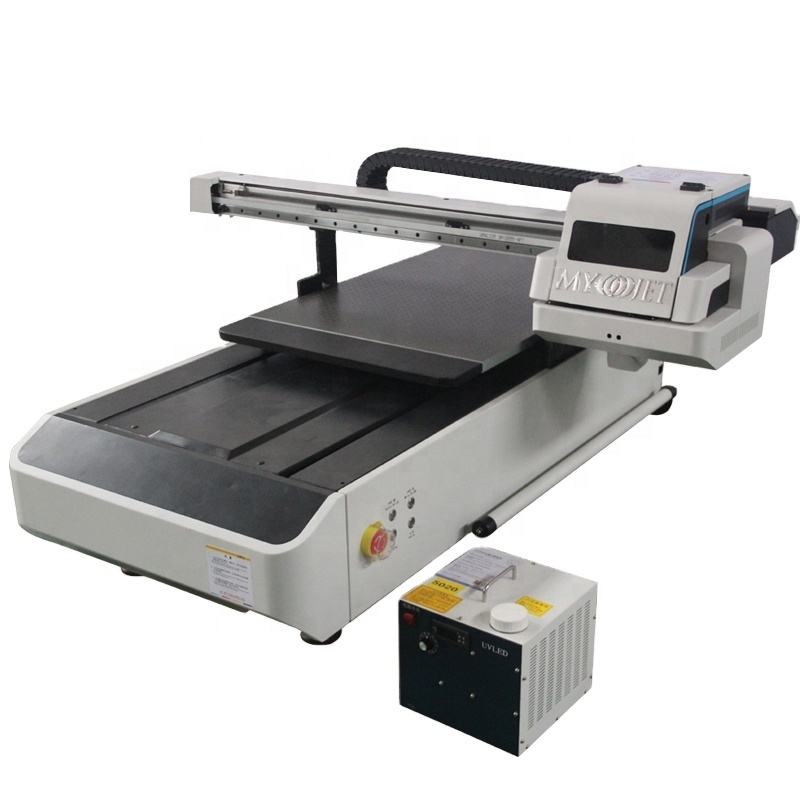 Hoge <span class=keywords><strong>Precisie</strong></span> Digitale Printer <span class=keywords><strong>Flatbed</strong></span> 6090 Uv Printer