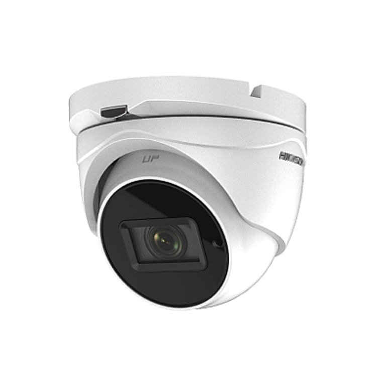 HK Vision Turbo HD Camera DS-2CE56H0T-IT3ZF 5MP Motorized Varifocal Dome Turret CCTV Camera