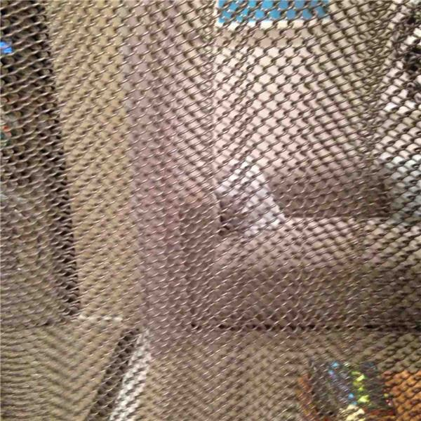 Beautiful Stainless Steel Decorative Wire Mesh Chain Curtain for decoration
