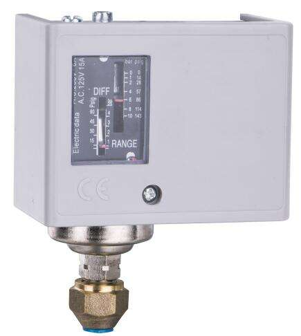 MGP 503 TYPE Water Pump Automatic Pressure Switch,Differential Pressure Switch Controls