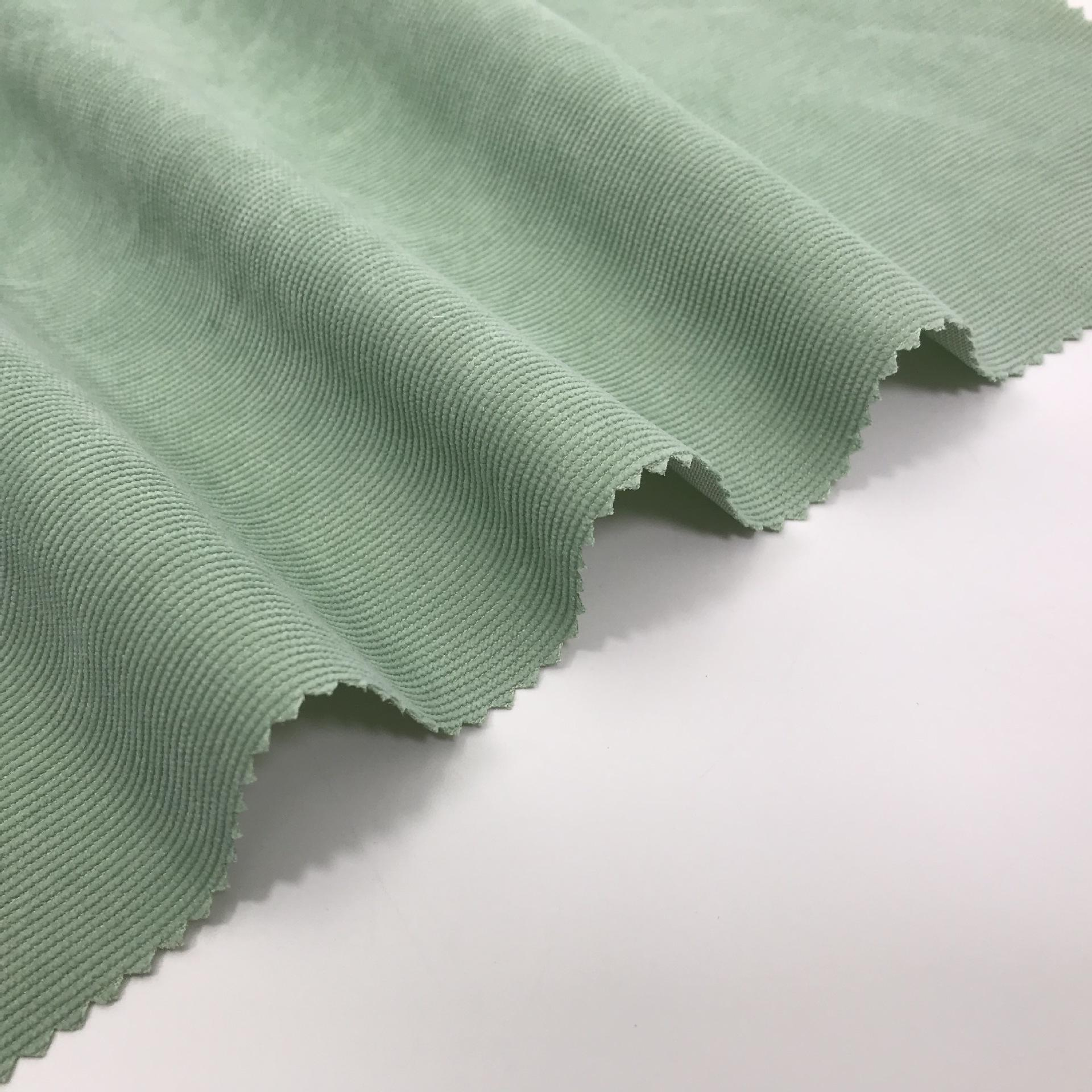 high quality woven 16W stretch corduroy fabric for garment