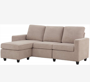 Guangzhou Low Price Luxury Modern Small Couch Divan Living Room Dubai Recliner Furniture 6 seater Cheap Corner Sofa