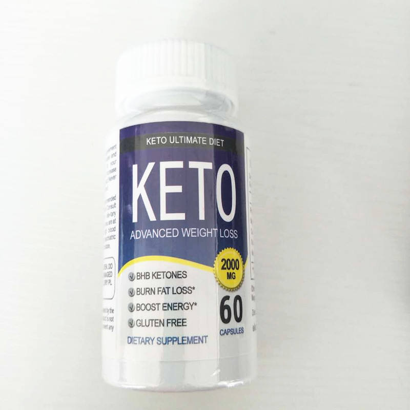 Hot Selling Beauty Product Slimming Lose Weight 7 Keto Capsules 1000mg