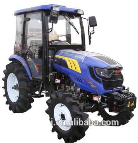 Agricultural Hot sale 45hp tractor agricultural wheel small farm tractor price