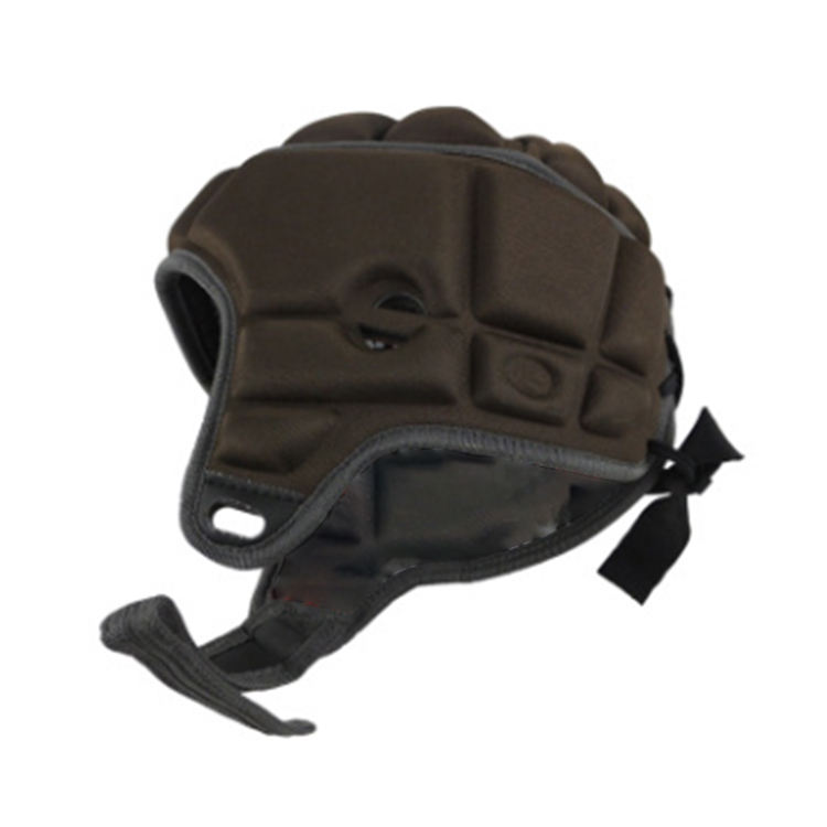 EVA soft padded headgear helmet for cycling rugby soccer scrum head protector