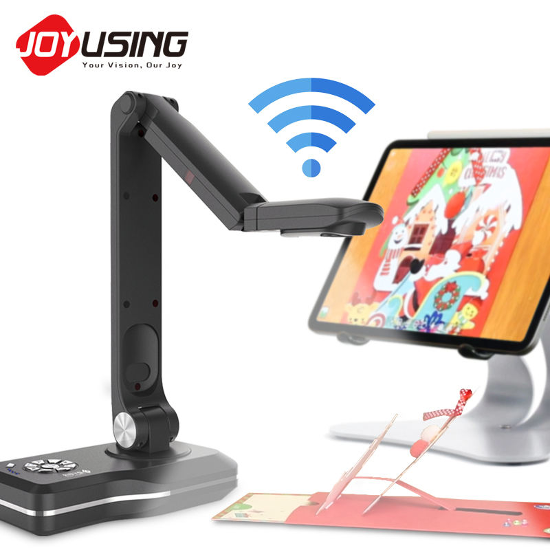 Joyusing V500w Wifi Document Camera Visual Presenter