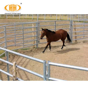 HAIAO fencing used farm horse corral fence panels horse fencing