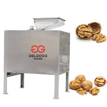 Gelgoog 1.1KW Commercial Nut Walnut Huller Machine For Sale