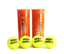 Tournament Custom logo printed ITF approval factory tennis ball