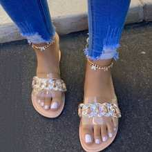 Hot Selling Jelly Sandals Women New Design Luxury Fashion Women Jelly Sandals