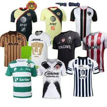 2019-2020 Wholesale Top Thai quality  camisetas de futbol Mexico Club soccer jersey
