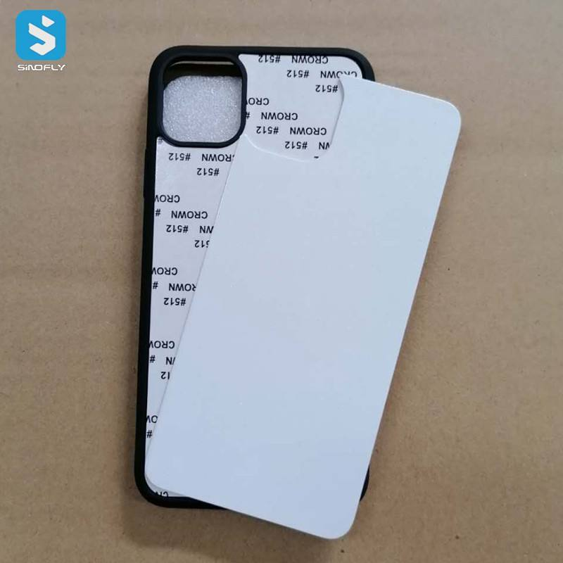 Voor Iphone 12 Sublimatie Case,2 In 1 2D Tpu Pc Blanco Sublimatie Telefoon Case Cover Voor Iphone 12 Pro Max Case Para Sublimar