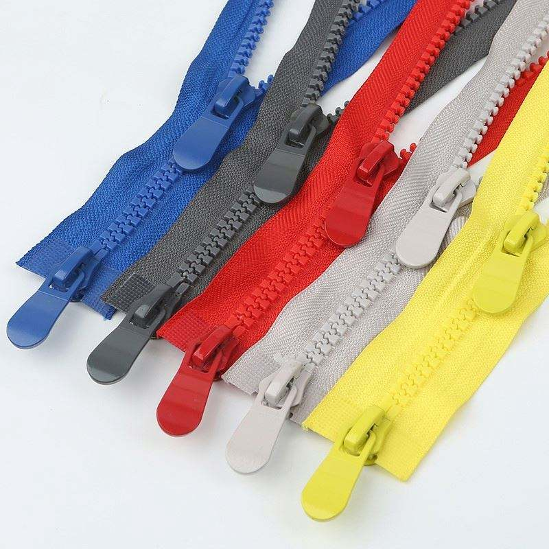 Plastics Wholesale Zippers Cheap Plastic Zipper, Garment Accessories Apparel #3 Resin Zipper Plastic