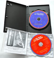 standard 12cm mini 8cm CD jewel case of cd packaging and DVD cases of dvd packaging