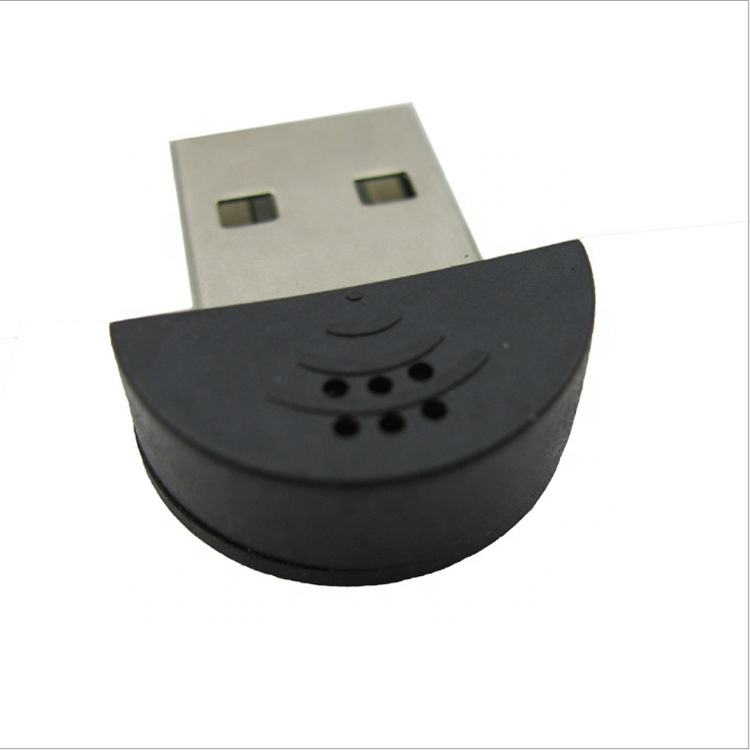 Mini USB Microfoon Laptop Voice recording usb pc draadloze microfoon