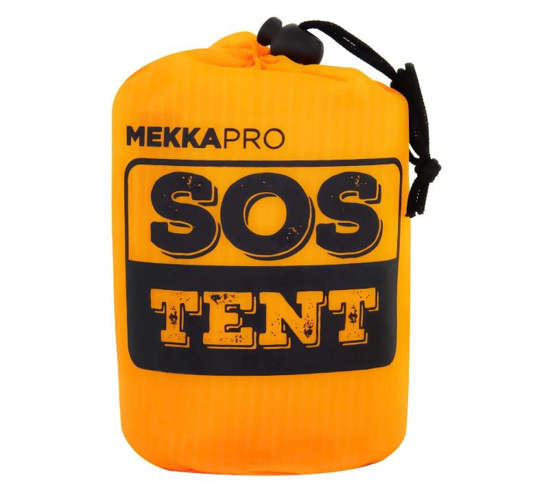 OEM SOS Emergency Survival Tent-2 Person Tent-Survival Emergency Survival Tent Tubular Tent Tarpaulin