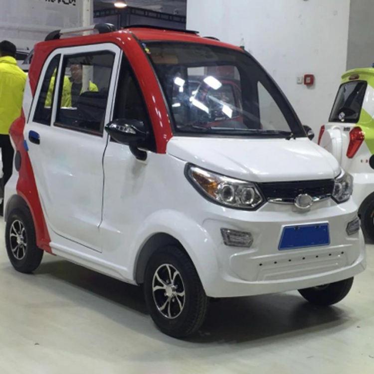 Сделано в Китае высокое качество 2,5*1,25*1,6 м четыре колеса электрический мини Moke автомобиль