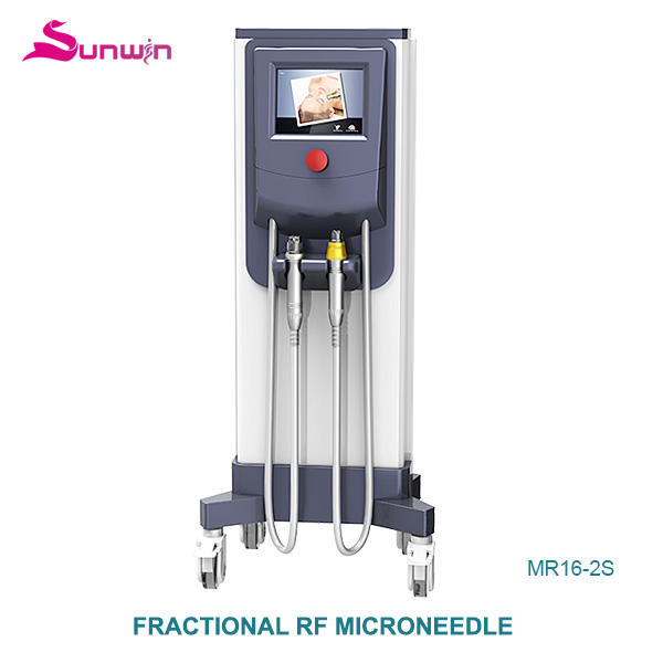 SPA Salon Clinic MR18-2S Scar Removal Micro-needle Fractional RF System/forehead wrinkle removermicro needle rf machine