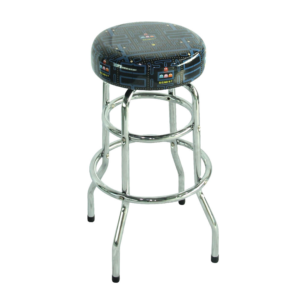Hot Sell Cheap China Garage Barstool Chair Metal Swivel Bar Stool Bar Chair