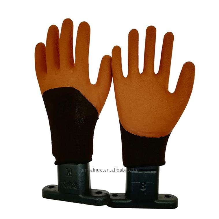 Moving brick gloves Mechanical application Marine