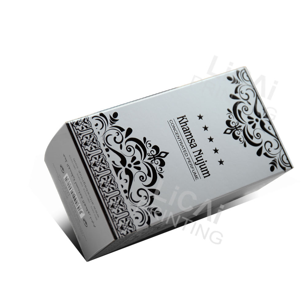 Factory Direct Sale Cosmetic Luxury Logo Printed Paper Cosmetic Packaging Boxes for cosmetic
