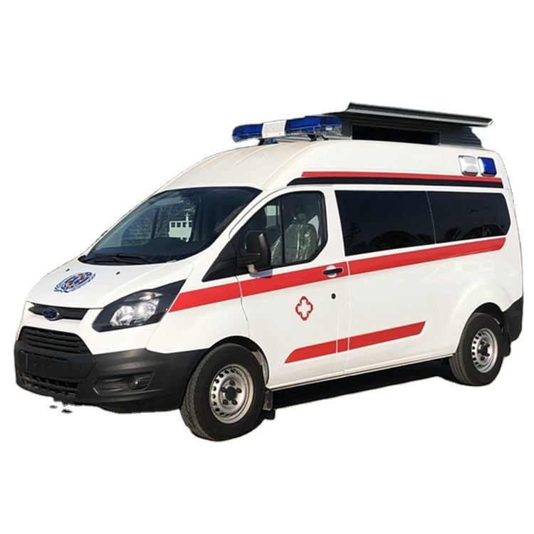 Best selling new Transport type medical ambulance