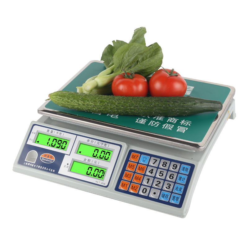 double display weighing digital scale parts