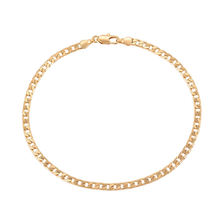 76756 Xuping jewelry chain 18k gold chain bracelet jewelry with copper alloy