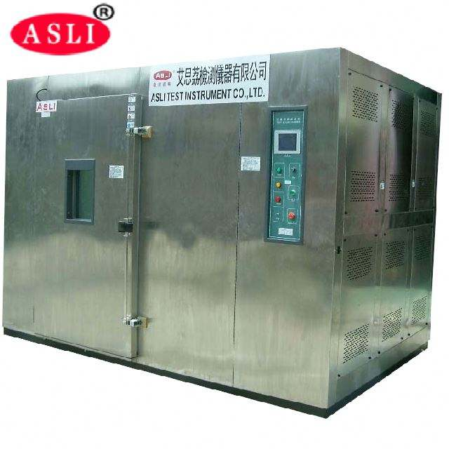 Auto Parts Programmable Walk-in Temperature Humidity Test Chamber