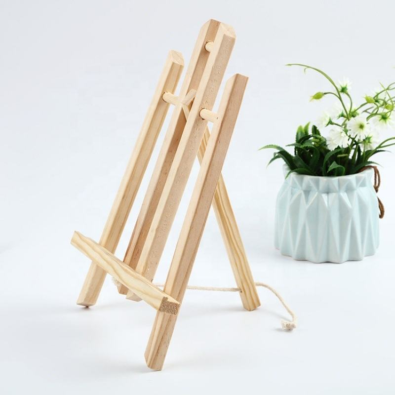 kids wooden wood tabletop table easel paint easel for kids art easel stand