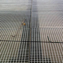 steel grating standard size platform steel grating  Galvanized Welded Steel Grating