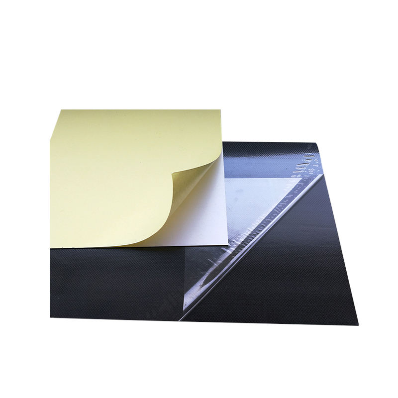 Order album PVC materials double side self-adhesive photo book PVC sheet board
