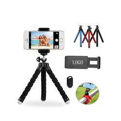 Mini Flexible octopus phone tripod for iPhone/samsung/Huaweis