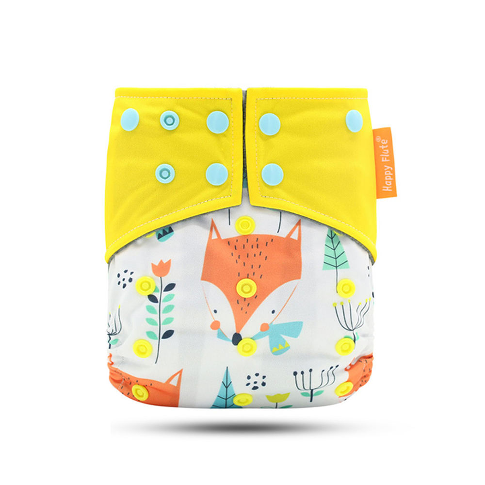 Happy Flute Competitive Price pocket one size fit all Cloth Diaper