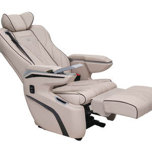 JYJX-079 comfortable car seat with massage and recliner for vip van