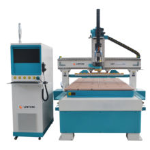 Automatic tools changing woodworking cnc router cutting engraving machine 1325 2030 with 9kw atc spindle