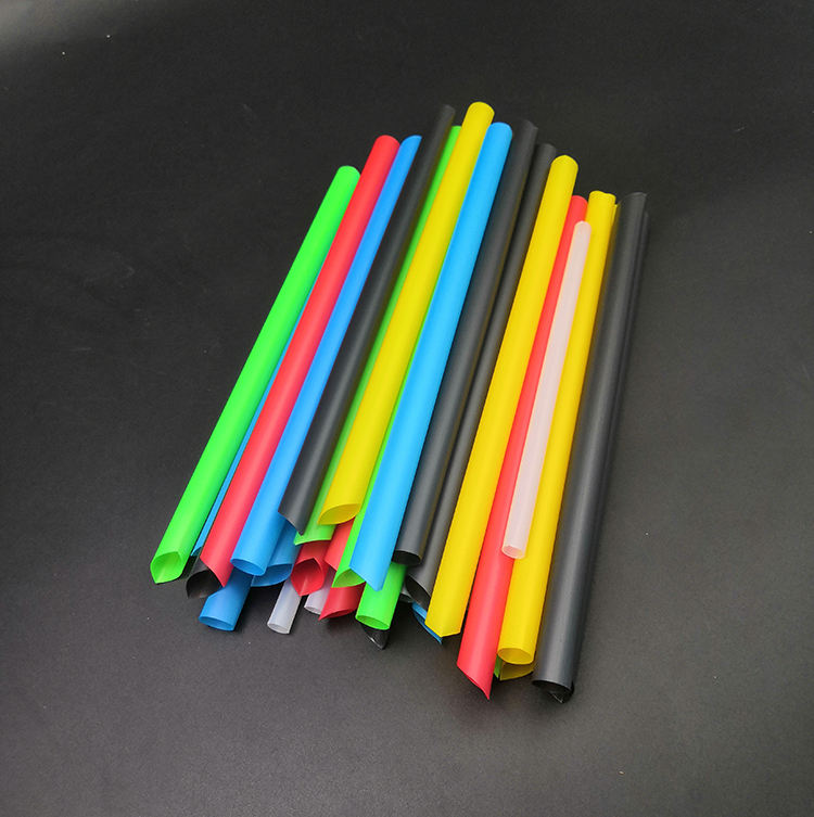 Colored PLA Drinking Plastic Straw
