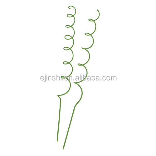 Spiral Plant Supports Metal Tomato Stakes