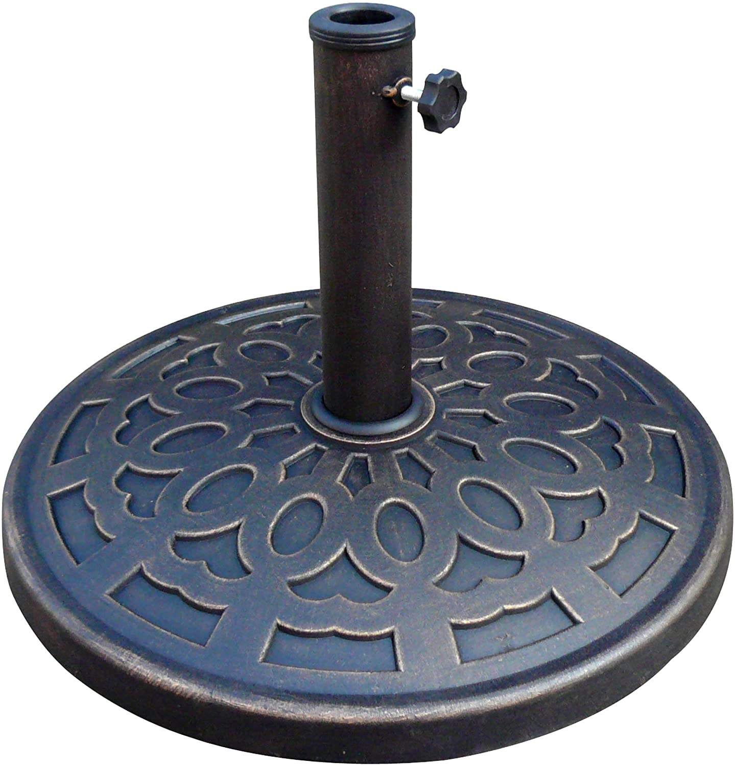 Wholesale Cheap Concrete Umbrella Base Outdoor Resin Patio Plastic Umbrella Base