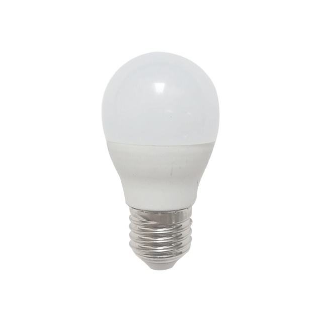 Woojong-bombilla <span class=keywords><strong>LED</strong></span> G45, 4W, alto brillo, E27, E14, Global