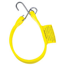 Yellow Elastic Rubber Strap With Hooks Custom Strap Adjusts From 10 Inches To 60 Inches Ratchet Strap Tarp Fixing Rubber Strap