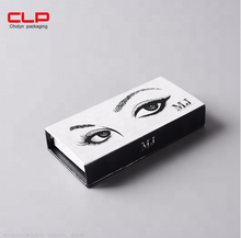 High Quality Paper Packaging Custom Eyelash Box for Beautiful Women