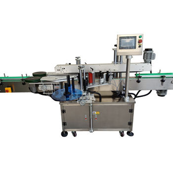 Manual square bottle labeling machine,table top labeler