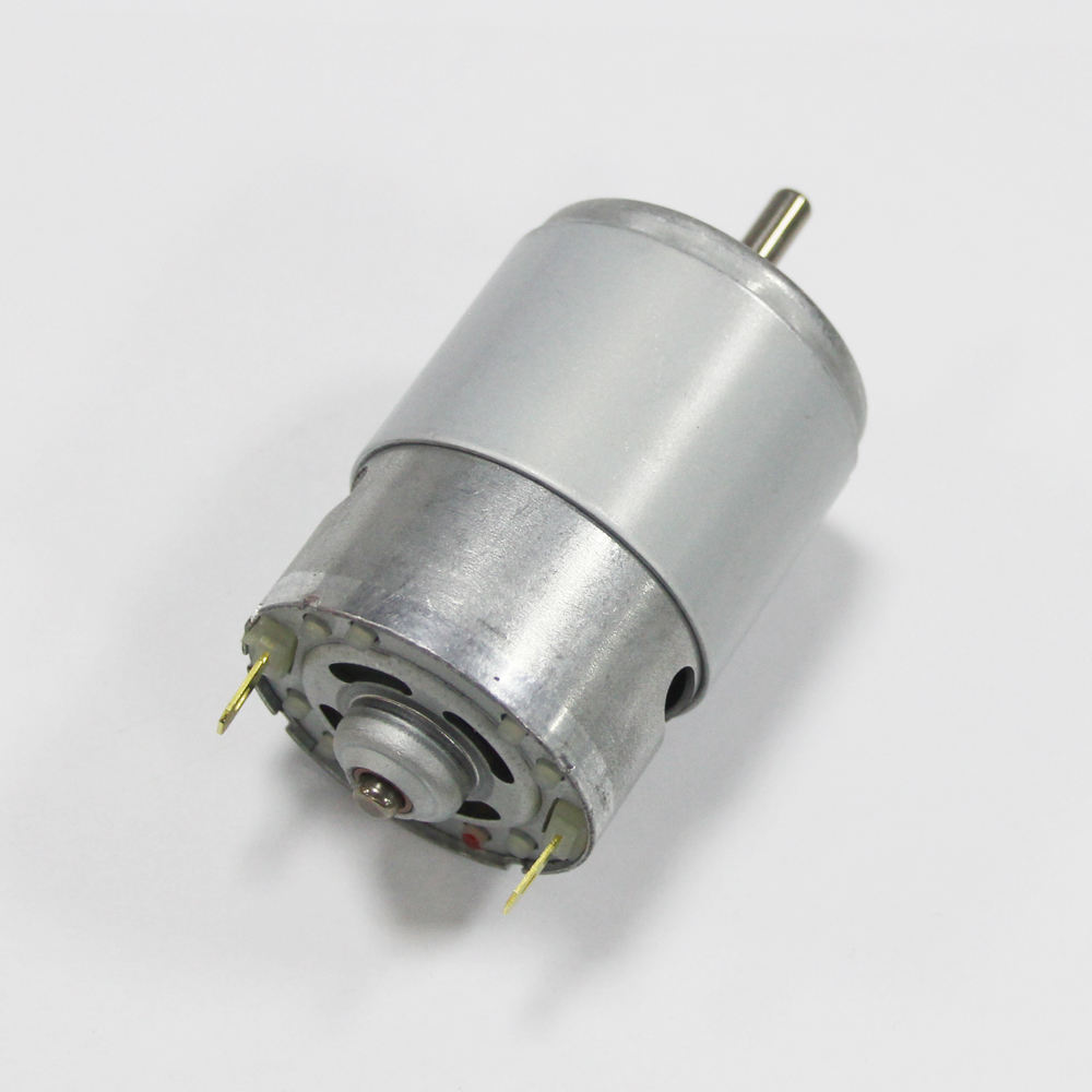 Graphic Customization Motor RS 755 24v Micro Dc Motor For Cordless Drill