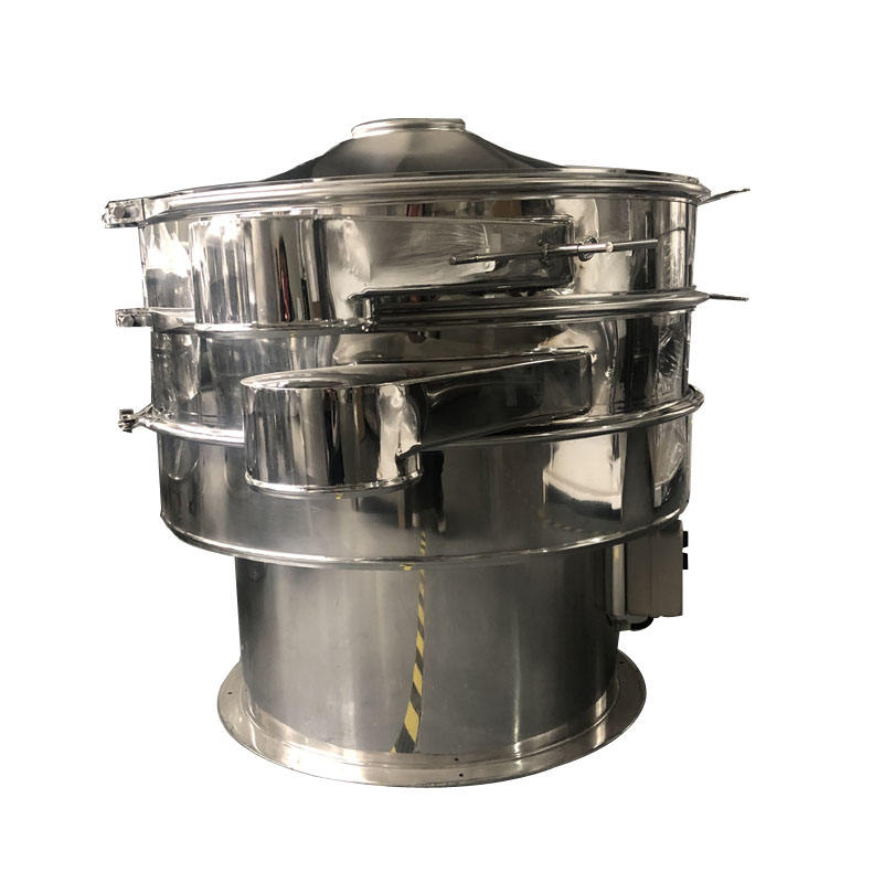 Customized good quality flour mill sifter polisher screen sieve rice mill machine