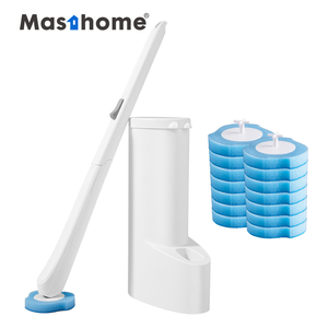 Masthome Favourite Cleaning Brush stainless steel toilet brush set