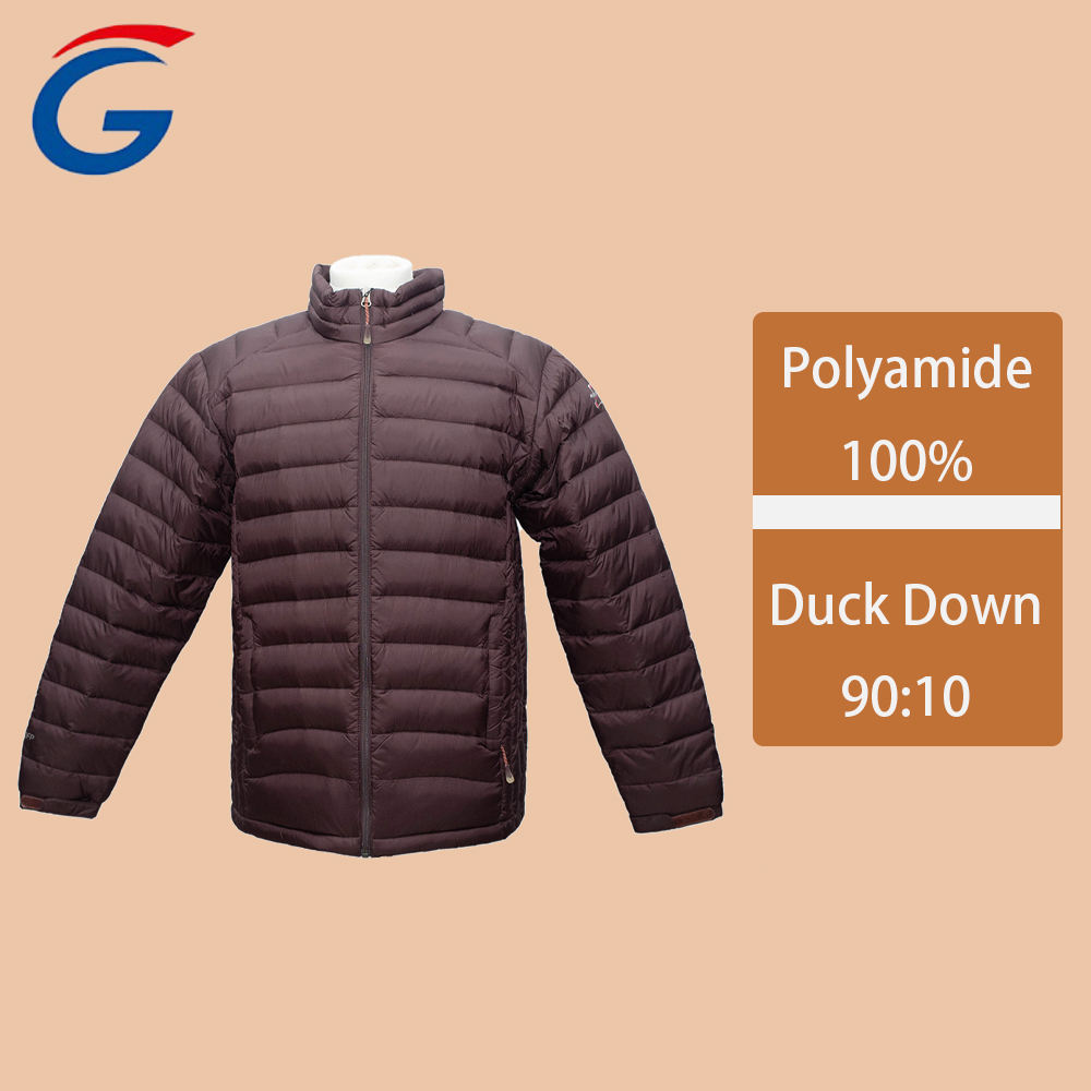 High quality OEM winter thicken ultra light keep warm mens down jackets