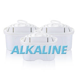 Alkaline Water Filter-Penggantian Kendi Air Filter Cartridge Meningkatkan ID