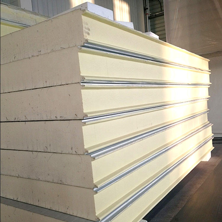 insulated polyurethane pu sandwich panel wall for cold room